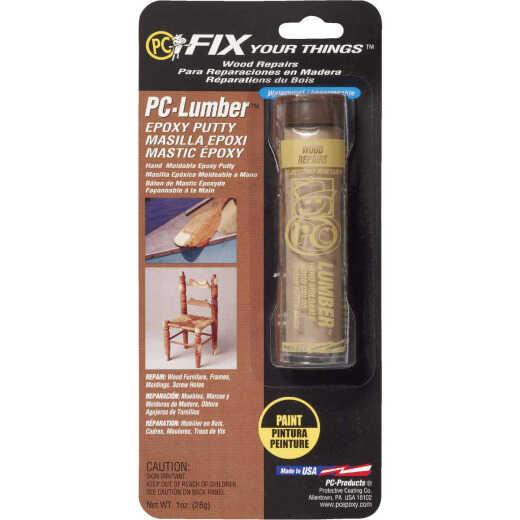 PC-Lumber 1 Oz. Tan Metal Epoxy Putty