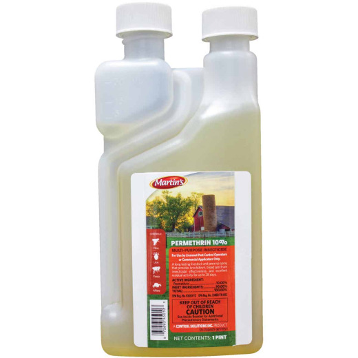 Martin's Permethrin 10% 1 Pt. Concentrate Multi-Purpose Insect Killer